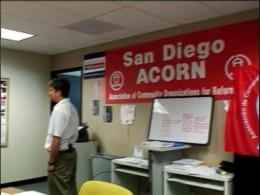 Journalists Visited Local ACORN Office