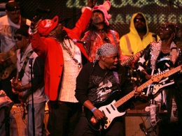 Screen Grabs: P-Funk Allstars at Anthology