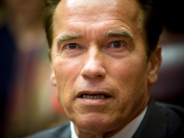 Arnold: I Won't Be Back (in Politics)