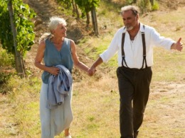 "Vanessa Redgrave's True Love on Film In ""Letters To Juliet"""
