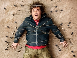 """Gulliver's Travels:"" Jack Black Hits Repeat"