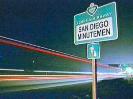Minutemen Fight Could Kill Highway Program