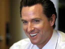 Poll: Newsom Least Favored for Gov. in 2010