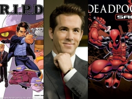 "Ryan Reynolds in Real-Life ""Sophie's Choice"" Dilemma: ""RIPD"" or ""Deadpool""?"