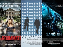 "This Week's New Movies: ""The Roommate"" Offers No ""Sanctum"" in ""Cold Weather"""