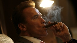 Schwarzenegger: High Time for Marijuana Debate