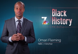 NBC 7 Celebrates Black History Month: Alpha Phi Alpha
