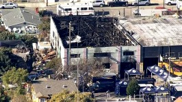 9 Killed, Dozens More Feared Dead in Oakland Warehouse Fire
