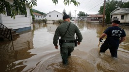 W. Va Begins Recovery Effort After Historic Flooding
