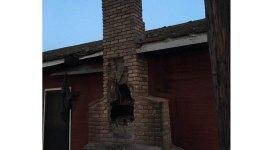 Suspected Burglar Dies in California Chimney