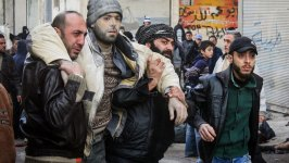 18 Killed in Suspected Russian Strikes on Syria
