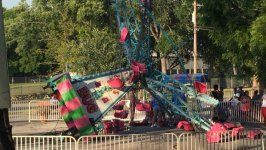 Children Among Injured When Amusement Park Ride Tips Over