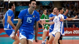 Italy Wins Bronze in Olympic Volleyball