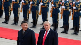 Prospect of China Talks Raises Hope for Thaw in Trade War