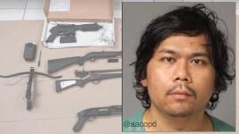 Suspect in 5 Md. Shootings in Custody: FBI