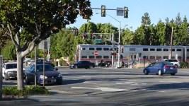 WATCH: Deputy Pulls Driver From Train Tracks Before Crash
