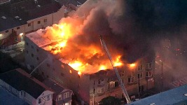 Oakland Blaze Kills 3; Fire Code Violations Found Days Before