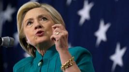 Clinton Campaign Set to Raise $45M