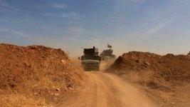 Iraqi Forces Launch New Advance Northeast of Mosul