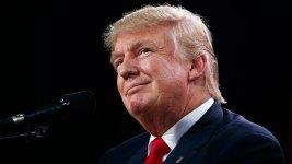 Trump Gives $33K in October, Falling Short of $100M Boast