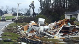 Strong January Storms Stir Destruction From Coast to Coast
