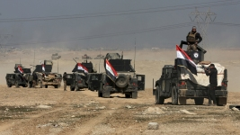 Iraq Retakes Mosul Airport Amid Advances Against ISIS