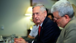 Mattis: US Would 'Take Out' N. Korean Missile Aimed at US