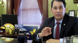 Wisconsin Gov. Signs Sweeping GOP Bills Weakening Successor