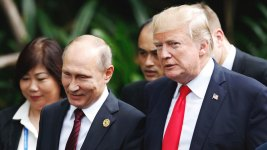 In Court, Dems Allege Conspiracy Between Trump Camp, Russia