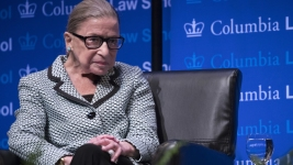 Justice Ginsburg Out of Hospital, 'Doing Well' After Fall