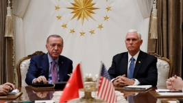 US, Turkey Strike Deal for Temporary Cease-Fire in Syria