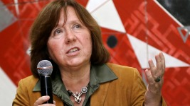 Belarusian Writer Wins 2015 Nobel Prize for Literature