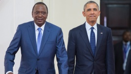 Obama Pushes African Nations to Treat Gays Equally Under Law