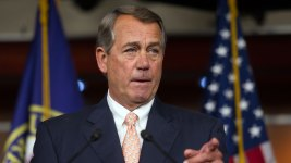 Conservative Pushes Symbolic Vote to Oust Boehner