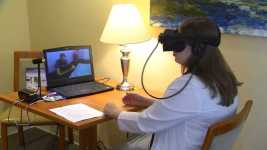 Virtual Reality Simulation Shows What It's Like to Die