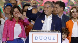 Conservative Wins Colombia's Presidency in Divisive Election