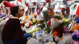 Big Rise in US Mass Shooting Tips Poses Challenge for Police