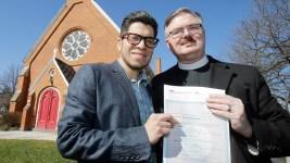 Episcopalians Allow Gay Marriage in Churches