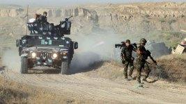 Iraqi Forces Battle ISIS Outside Fallujah