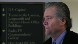 House Panel Subpoenas Bannon in Russia Probe Showdown