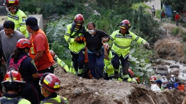 Hundreds Missing and at Least 73 Dead in Guatemala Mudslide