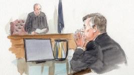 Manafort Trial Judge Says He's Gotten Threats