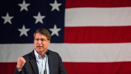 North Carolina Governor, Challenger Clash Over LGBT Law
