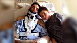 Teen Scout Helps Save Dad After Hiking Accident