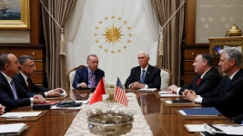 Trump Hails Syria Cease-Fire After Playing Role in Crisis
