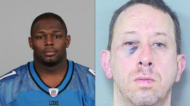 Former NFL Player Beats Up Alleged Peeping Tom at Florida Home