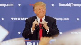 Trump Tackles Host of Issues at New Hampshire Rally