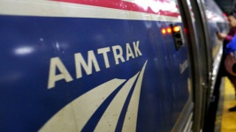 Amtrak Train Collides With Vehicle in Southern California