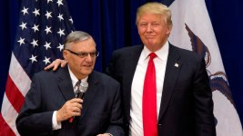 As Trump Considers Arpaio Pardon, Critics Call Out President