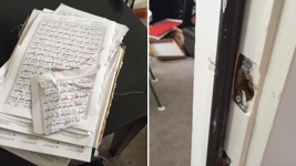 Muslim Family Finds Virginia Home Vandalized, Quran Torn Up